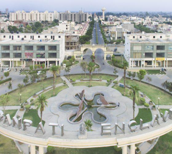 Ganpati Enclave - Front